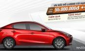 Bảng giá xe Mazda tháng 5: Gia hạn ưu đãi 150 triệu đồng, Mazda2 có mức ưu đãi mới