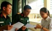 Tất cả trường quân đội không tổ chức thi tuyển sinh riêng