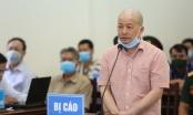 Lời đau lòng của Út 'trọc' khi hầu tòa cùng cựu Thứ trưởng Quốc phòng