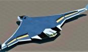 Cận cảnh máy bay ném bom chiến lược tàng hình thế hệ 6 của Nga