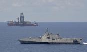 Mỹ sẵn sàng chấp nhận rủi ro hơn trên Biển Đông