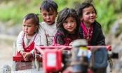 Ngắm nét ngây thơ của những đứa trẻ vùng cao nguyên đá Hà Giang