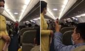 """Cấm bay vì lăng mạ tiếp viên: Chân dung các hành khách """"quá khích"""""""