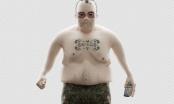 Đáng sợ hình ảnh mô phỏng người 'nghiện phim' sau 20 năm