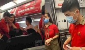 Cấm bay 12 tháng nữ hành khách ném điện thoại vào tiếp viên