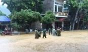 Mưa đặc biệt lớn trên 200mm, nhiều địa phương ở Lào Cai ngập lụt nặng