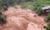 Cảnh báo lũ quét, sạt lở đất khu vực Bắc Bộ