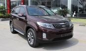 Kia Sorento giảm giá hàng trăm triệu tại Việt Nam, đấu Hyundai Santa Fe, Toyota Fortuner, Mazda CX-8