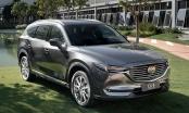 Mazda CX-8 ưu đãi lên tới 200 triệu đồng, giảm thêm 50% phí trước bạ