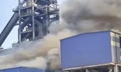 Nguyên nhân Cháy ở nhà máy Thép Hòa Phát Dung Quất Quảng Ngãi