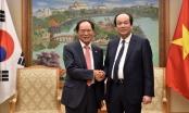 Đối thoại với DN Hàn Quốc: Giải quyết khó khăn trong bối cảnh COVID-19