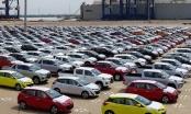 """Lượng ô tô nhập khẩu về Việt Nam tiếp tục """"lao dốc"""""""