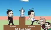 Ảnh chế: Chelsea đá văng MU khỏi cúp FA khiến anti-fan hả hê