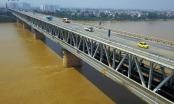 """Cấm xe, đóng cầu Thăng Long từ ngày 8/8 đến cuối măn để """"đại tu"""""""
