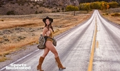 Mê mẩn siêu mẫu Mỹ có nụ cười thiên thần tỏa nắng Emily DiDonato