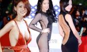 8 bộ váy hở sốc nhất trong các lễ trao giải của mỹ nhân Hàn