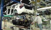 Toyota cắt giảm sản xuất 15.000 xe mới trong tháng 8