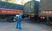 Thiết lập kho tiền phương chống dịch Covid-19 tại Đà Nẵng