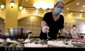 Hình ảnh suất ăn tại các cơ sở y tế, khu cách ly ở Đà Nẵng