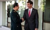 90 phút điện đàm căng thẳng của Bộ trưởng Quốc phòng Mỹ - Trung