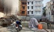"""UBND quận Ba Đình """"bất chấp"""" pháp luật, cấp giấy phép xây dựng cho công trình nhà ở có tới 4 tầng hầm"""