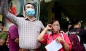 Ngày đầu tiên khắc phục sự cố tại chùa Kỳ Quang 2: Niềm vui khi nhận diện được tro cốt người thân