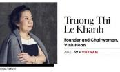 Việt Nam góp mặt hai đại diện trong top 25 nữ doanh nhân quyền lực nhất châu Á 2020 của Forbes