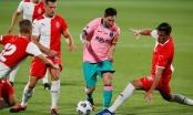 """Barcelona thăng hoa: Khi Messi lại hóa """"siêu nhân""""..."""