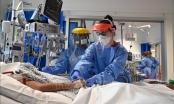 Anh, Pháp ghi nhận số ca mắc COVID-19 trong ngày ở mức cao nhất