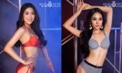 Thí sinh Hoa hậu Việt Nam 2020 đọ dáng với bikini