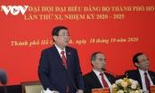 Lãnh đạo TP.HCM cam kết giải quyết dứt điểm vấn đề Thủ Thiêm
