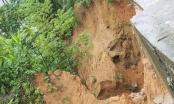 Nhiều nơi ngập nước, sạt lở đất đá nghiêm trọng do mưa lũ ở Nghệ An