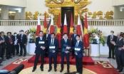 Doanh nghiệp Việt - Nhật ký kết hợp tác làm dự án điện khí LNG khủng