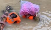 Lũ lụt lịch sử tại miền Trung: Cảnh báo những dịch bệnh đi cùng dòng nước