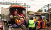Cả nước chung tay giúp đỡ miền Trung khắc phục hậu quả mưa lũ