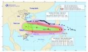 Dự báo thời tiết ngày 26/10: Bão Molave tiếp tục hướng vào Nam Trung Bộ và có dấu hiệu mạnh thêm