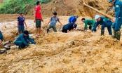 Quảng Nam: Thêm một vụ lở vùi lấp 13 người tại Phước Sơn
