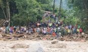 Toàn cảnh sạt lở kinh hoàng ở Trà Leng làm 8 người chết, 14 người mất tích