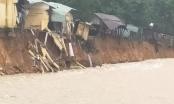 Bình Định và Quảng Nam: Lũ rút đến đâu, thiệt hại, hoang tàn lộ ra đến đó
