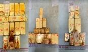 Truy nã 1 đối tượng đặc biệt nguy hiểm, tìm 7 nghi can vụ chuyển 51 kg vàng
