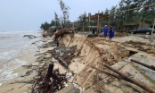 Miền Trung lại đối diện nguy cơ sạt lở đất, ngập lụt