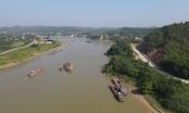 Người dân Tuyên Quang lo lắng việc khai thác cát sỏi tràn lan trên sông Lô
