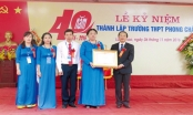 THPT Phong Châu (Phú Thọ) tự hào ngôi trường trên quê hương đất Tổ