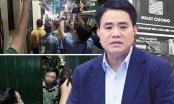 Cáo trạng truy tố cựu Chủ tịch UBND TP Hà Nội Nguyễn Đức Chung