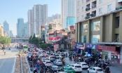 Cận cảnh cao ốc nhấn chìm con đường BT Hà Nội