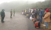 Hà Giang: Bắt giữ 52 công dân nhập cảnh trái phép