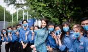 Á hậu Thụy Vân: Nhiều người hỏi tôi về nhan sắc Hoa hậu Đỗ Thị Hà