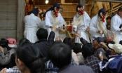 Lễ hội nguyền rủa để cầu may dịp cuối năm tại xứ sở hoa anh đào