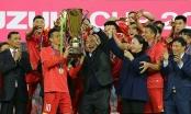 Hình ảnh không quên: ĐT Việt Nam vô địch AFF Cup 2 năm trước