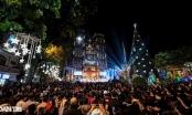 Rộn ràng không khí đón Giáng sinh tại Hà Nội